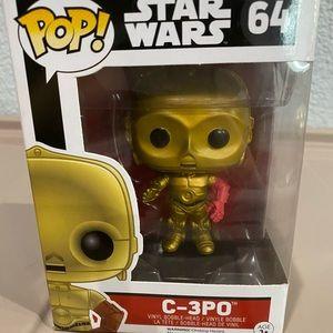 Funko Pop! Star Wars The Force Awakens C-3PO